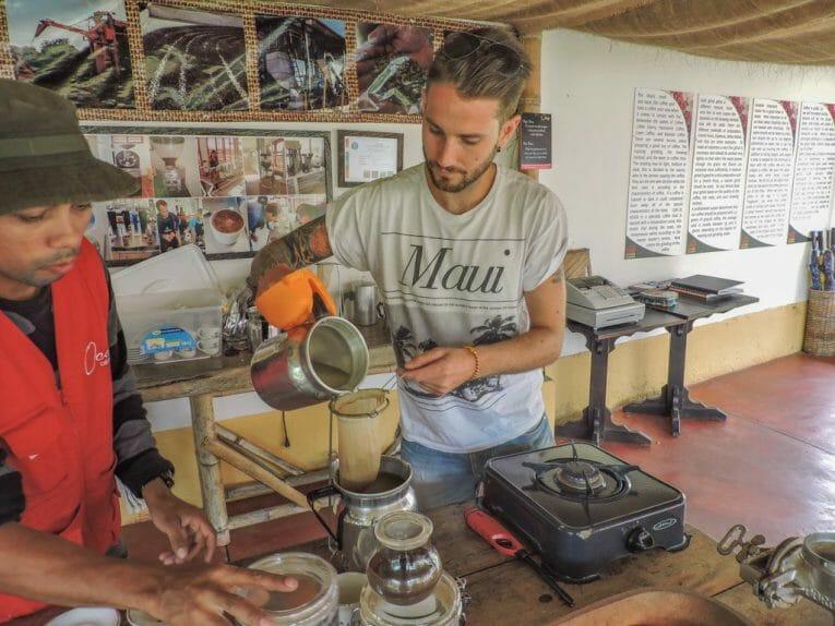 Finca El Ocaso Coffee Salento I 5 Things to See in Salento