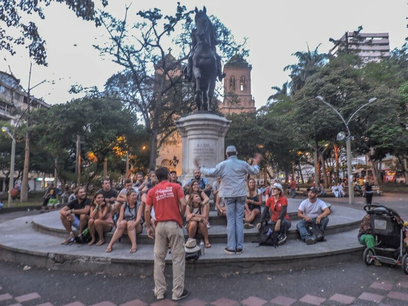 Real City Walking Tour | Medellin Itinerary