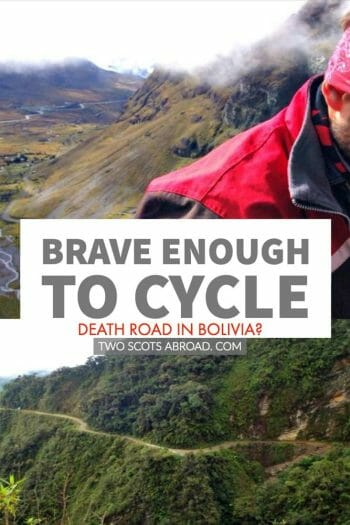 Cycling Death Road - things to do in Bolivia   Adventure travel