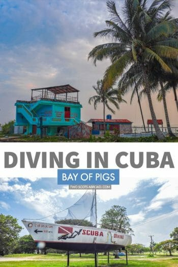 iving in Cuba Bay of Pigs   Adventure travel