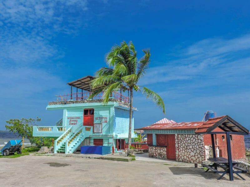 Octopus Club Dive House Playa Larga Cuba