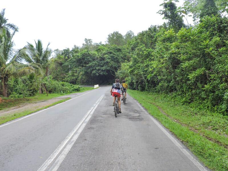 Hire a bike Vinales