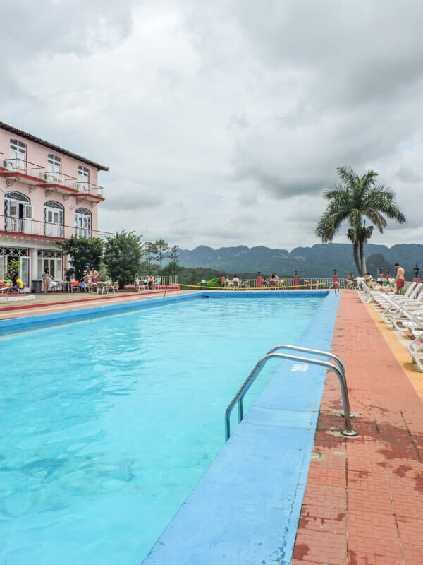 Hotel Los Jazmines Vinales Swimming Pool
