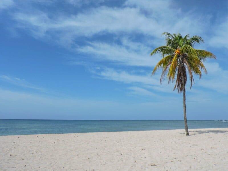Playa Ancon Trinidad, Cuba
