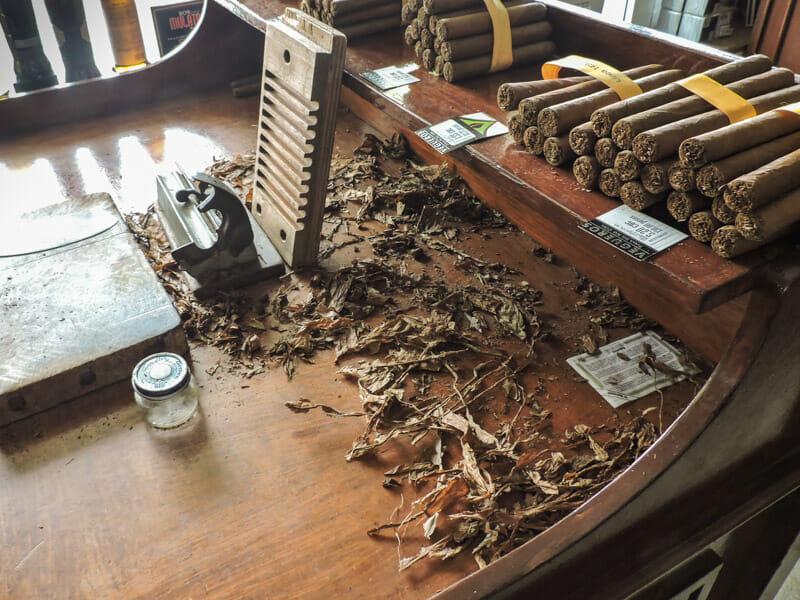 Vinale Cuba Tobacco_