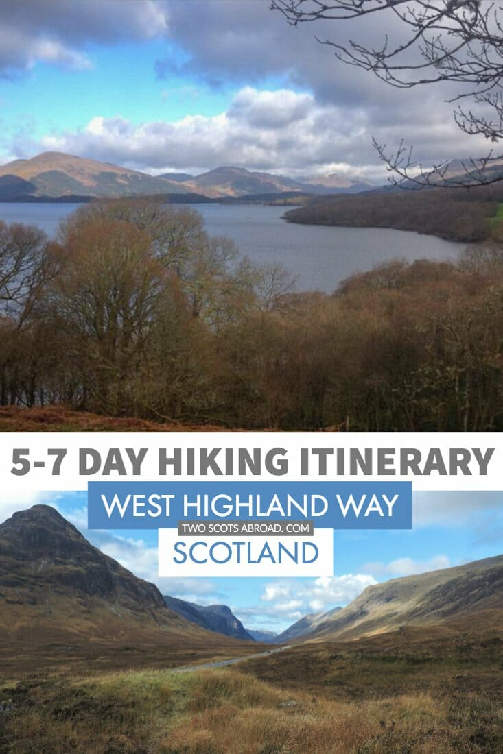 The West Highland Way hiking guide that includes tips on routes, where to stay, what to pack and frequently asked questions about Scotland's most popular hiking trail.