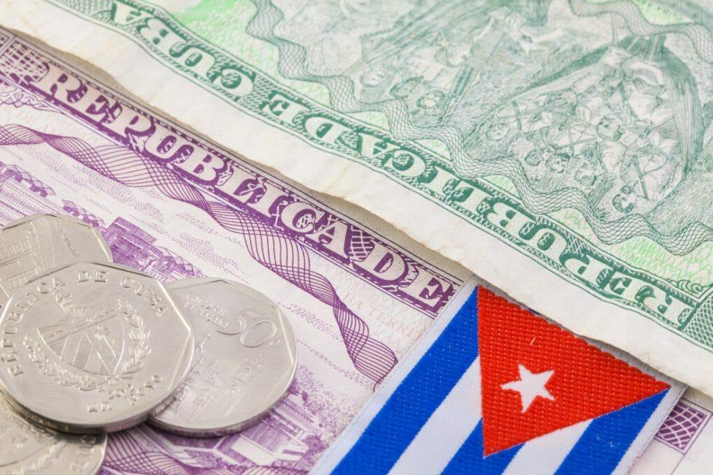 Cuba Currency. CUC. CUP