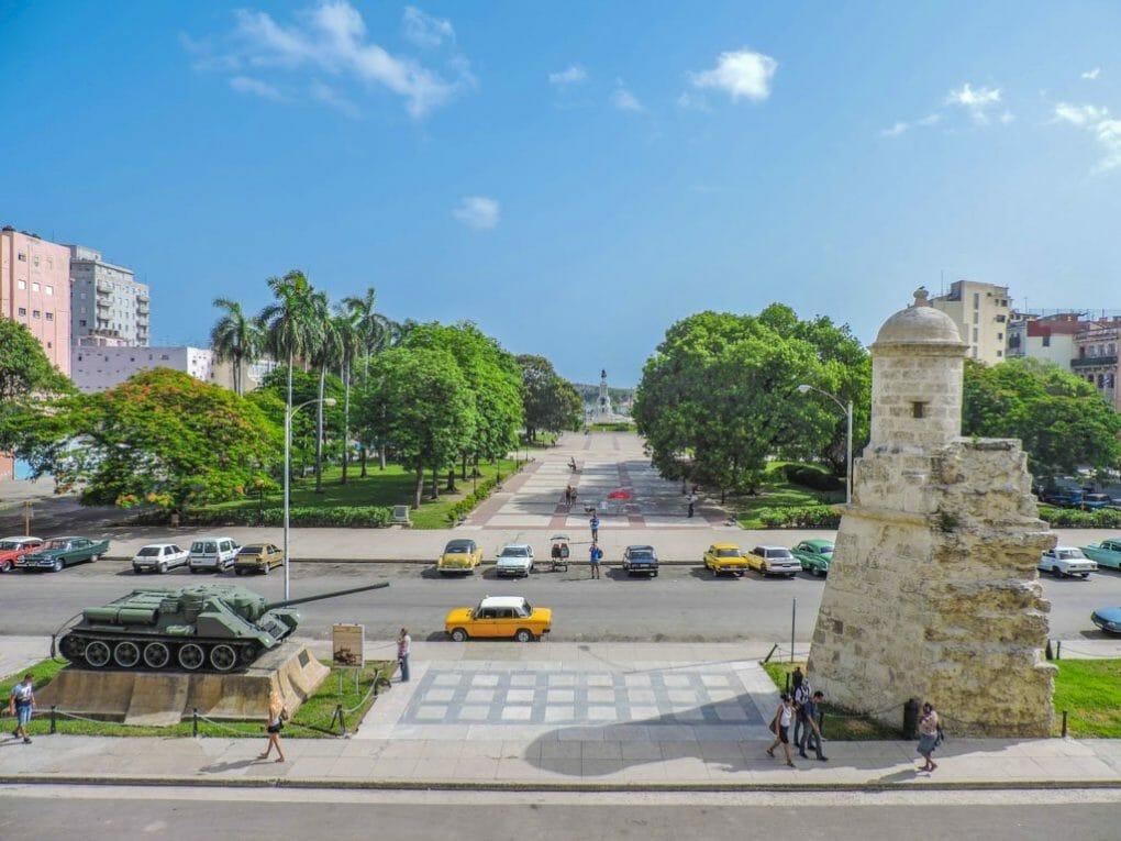 Havana Revolution Museum I Cuba Scams