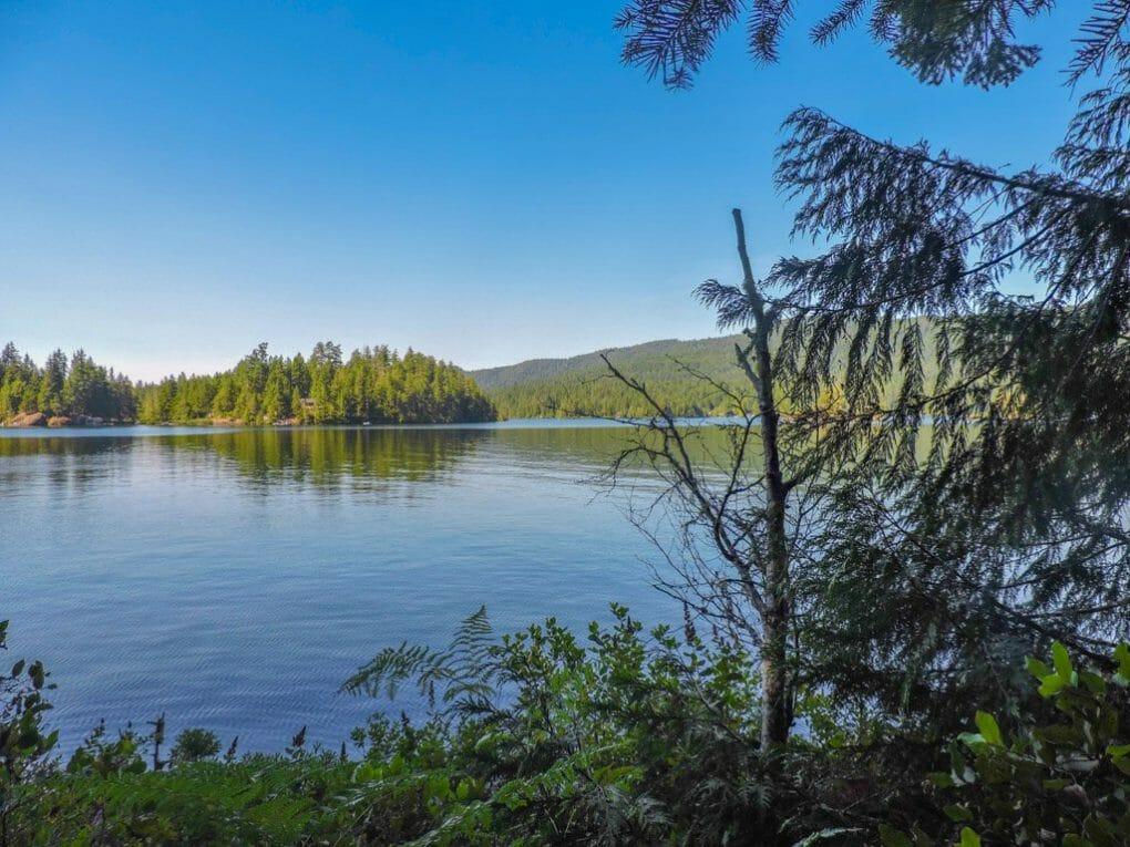 Ruby Lake | Sunshine Coast BC