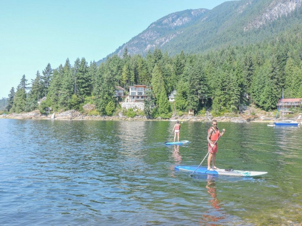 Sechelt Inlet | Sunshine Coast BC