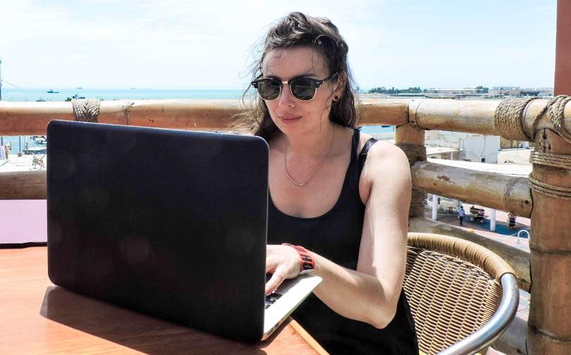 Blogging is Making Me Ill Travel