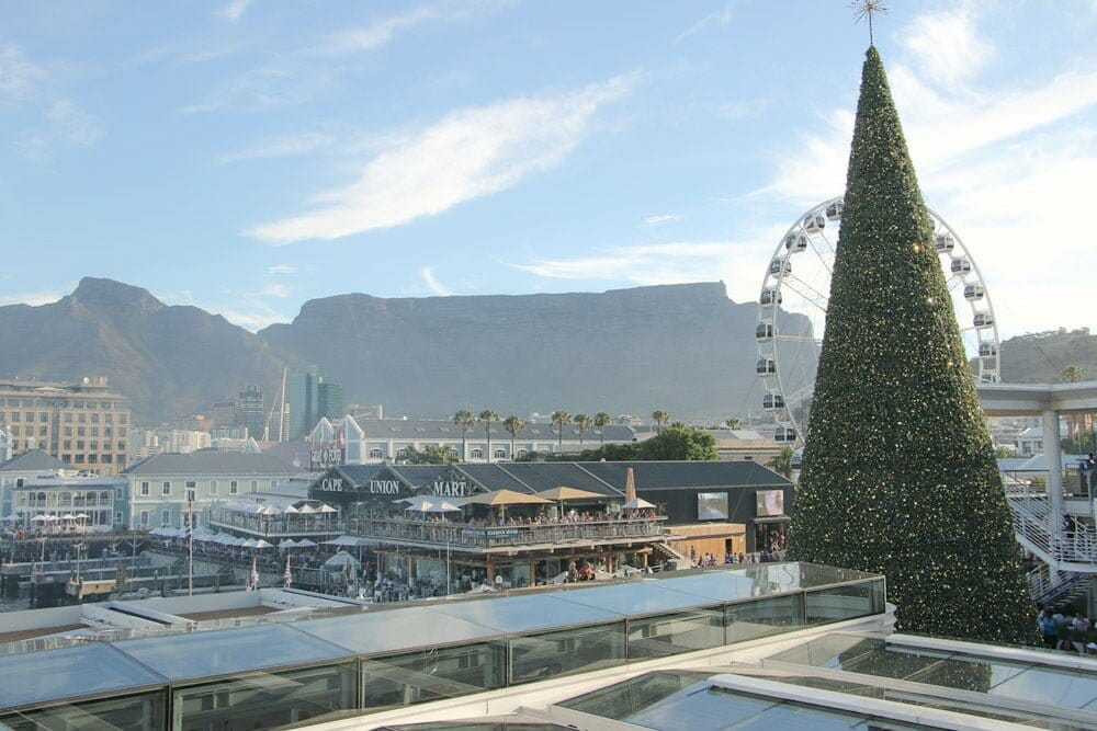 South Africa New Years Eve