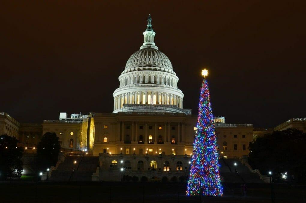 Christmas Washington DC