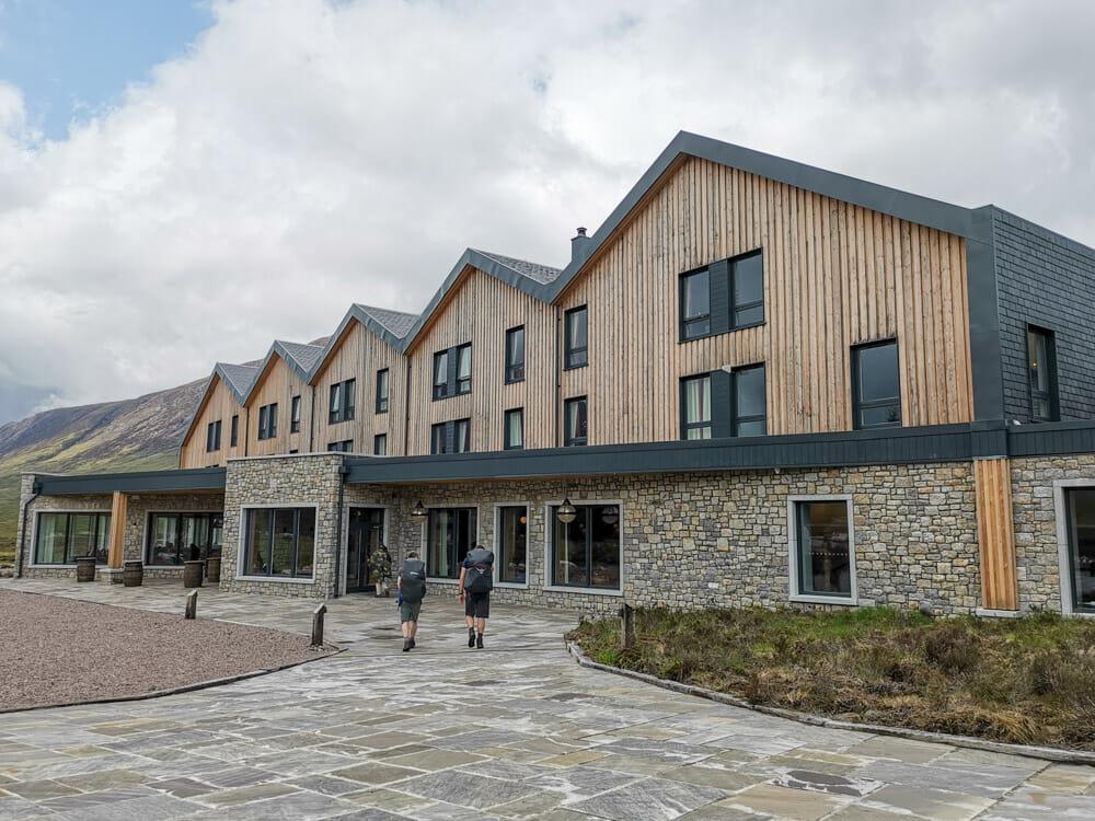 Kingshouse Hotel West Highland Way Accommodation