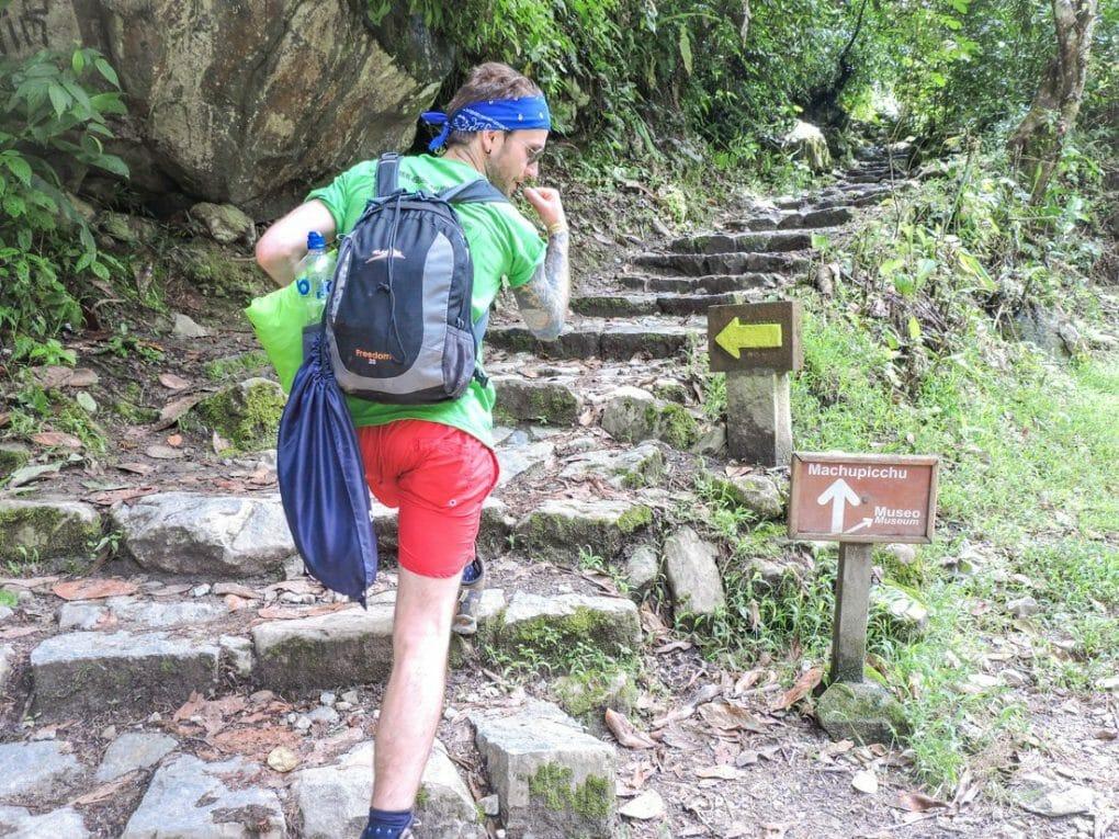 What to pack for Machu Picchu Peru