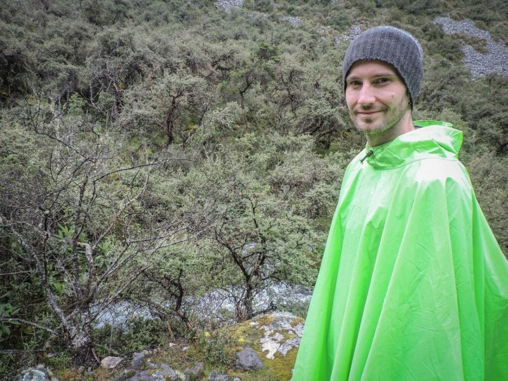 Machu Picchu packing advice