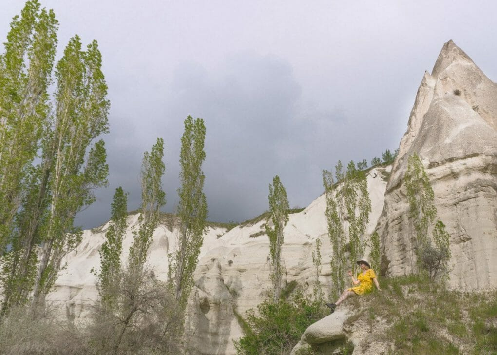 Hikes in Cappadocia