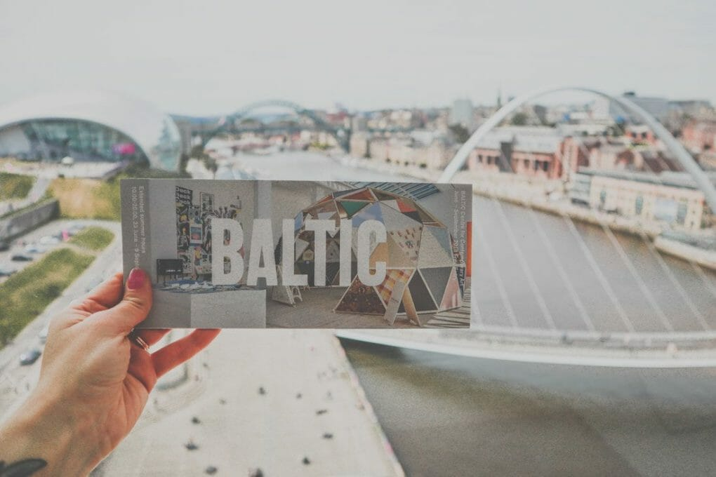 BALTIC Newcastle Great Exhibition of the North