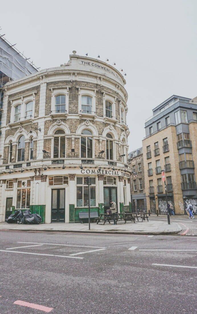 Commercial London