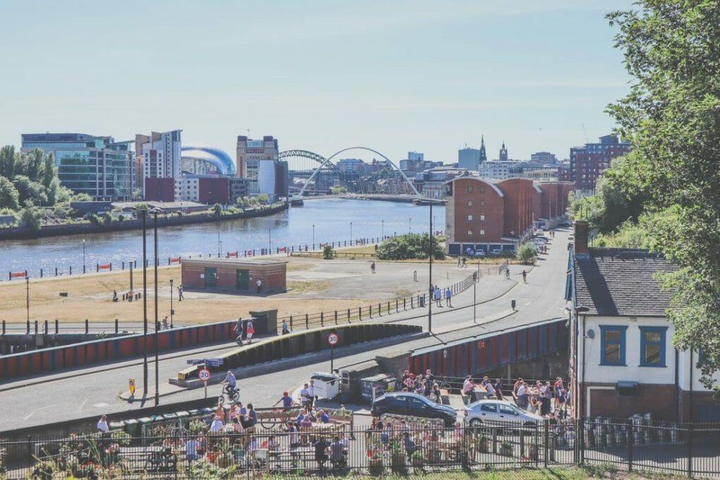 Newcastle River Tyne