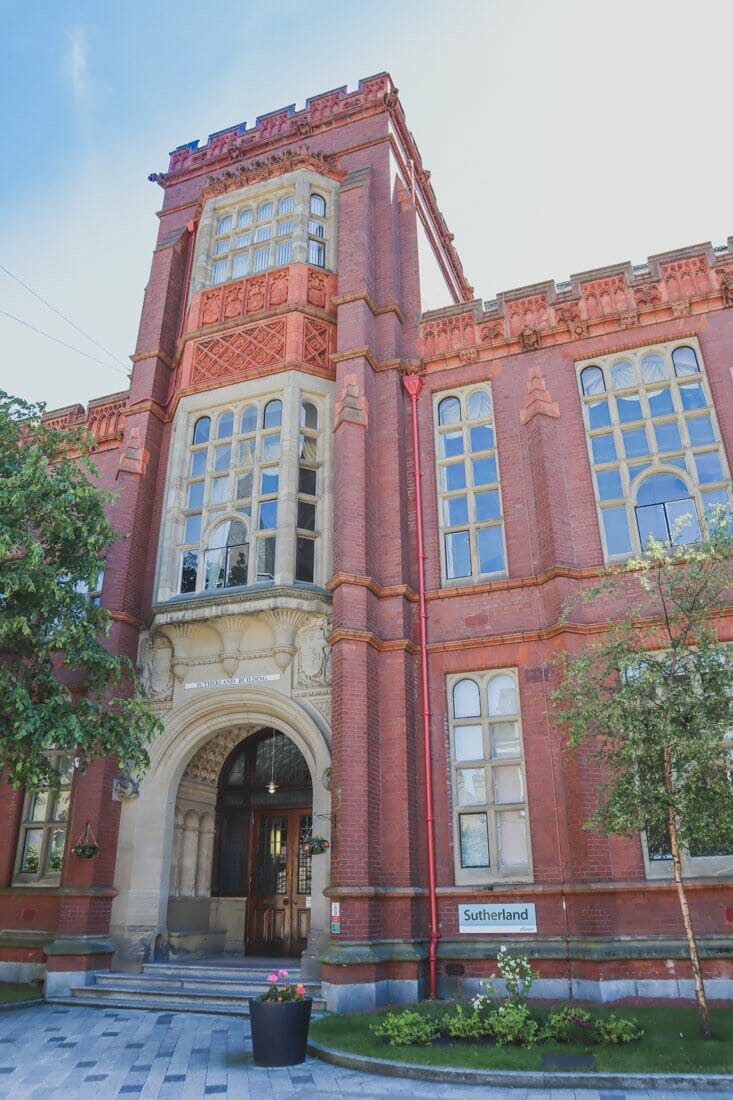 University Newcastle England