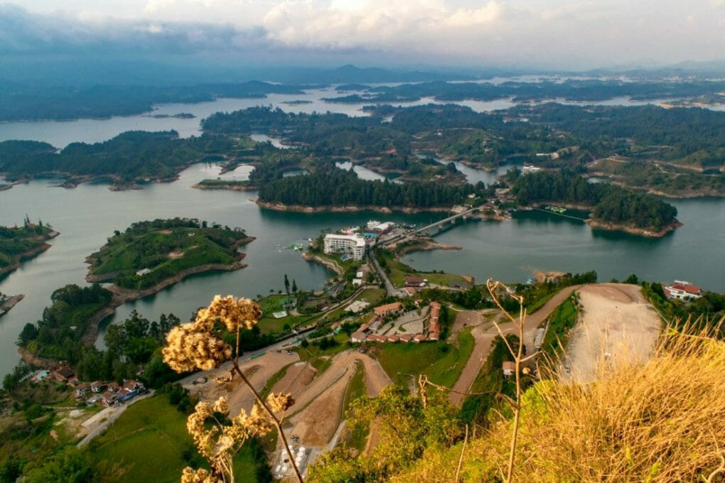 What to do in Guatape Colombia