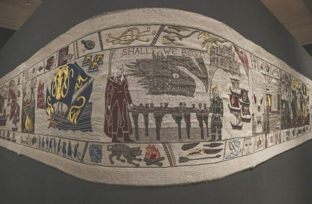 Game of Thrones Tapestry Belfast