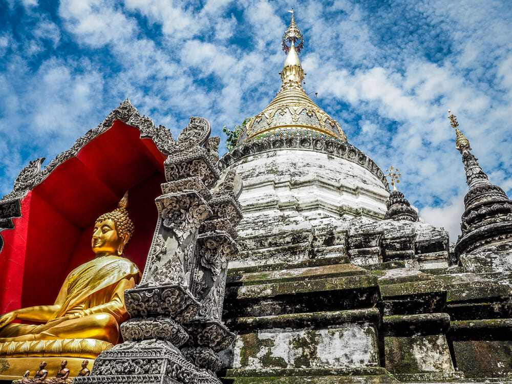 Chiang Mai tours temples