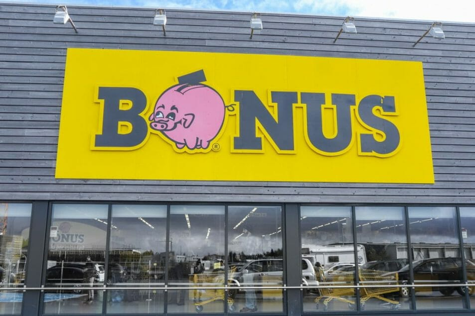 Bonus Shopping Centre