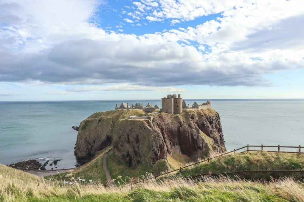 Castle Dunnottar Aberdeenshire