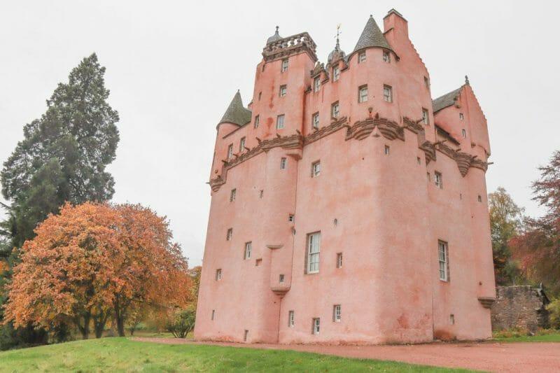 Craigievar Castle Aberdeenshire