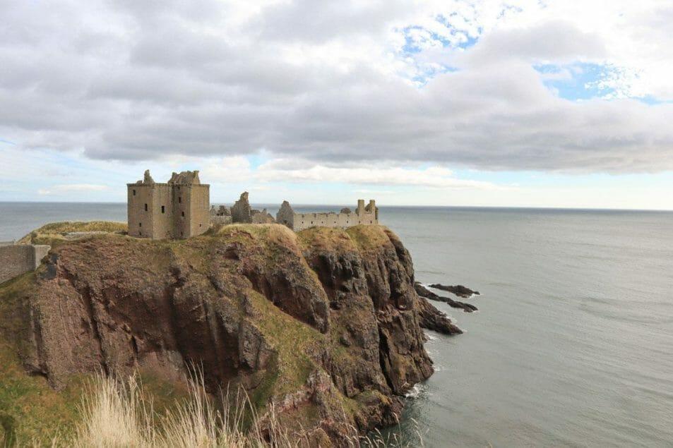 Dunnottar Castle Stonehaven Aberdeenshire