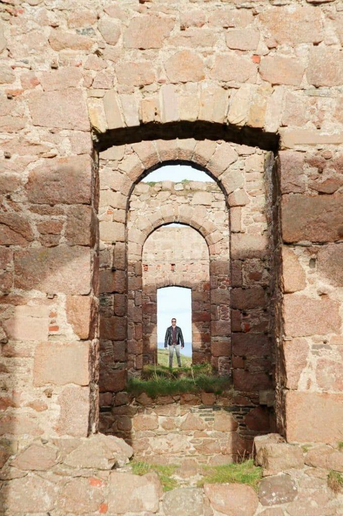 Slains Castle Aberdeenshire