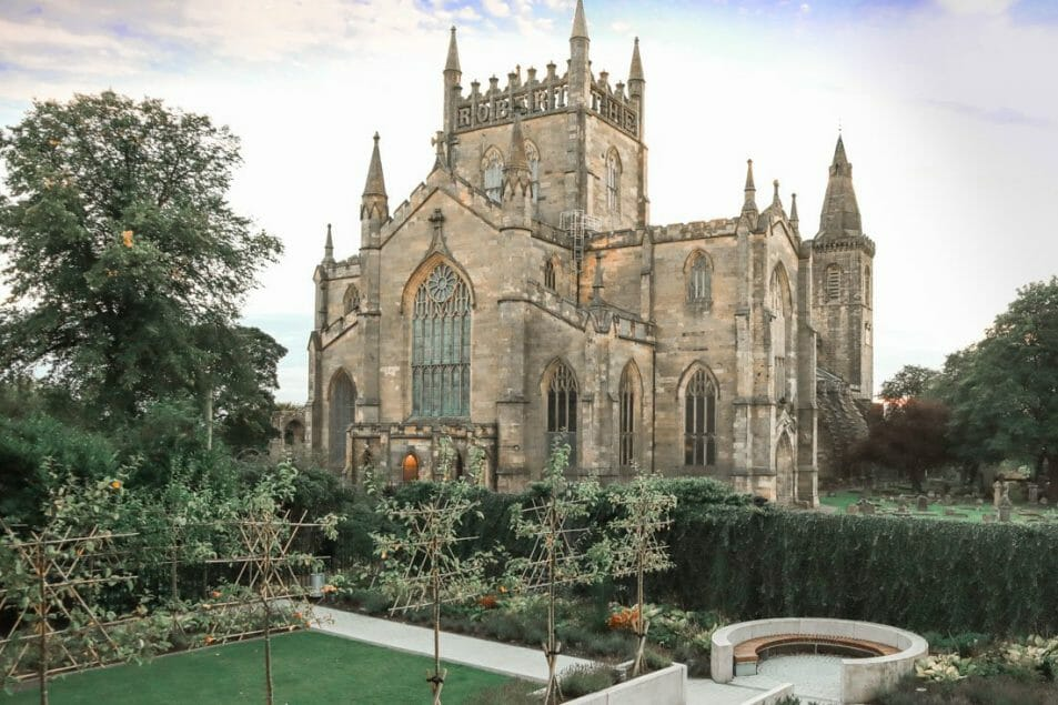 Dunfermline Abbey Outlaw King