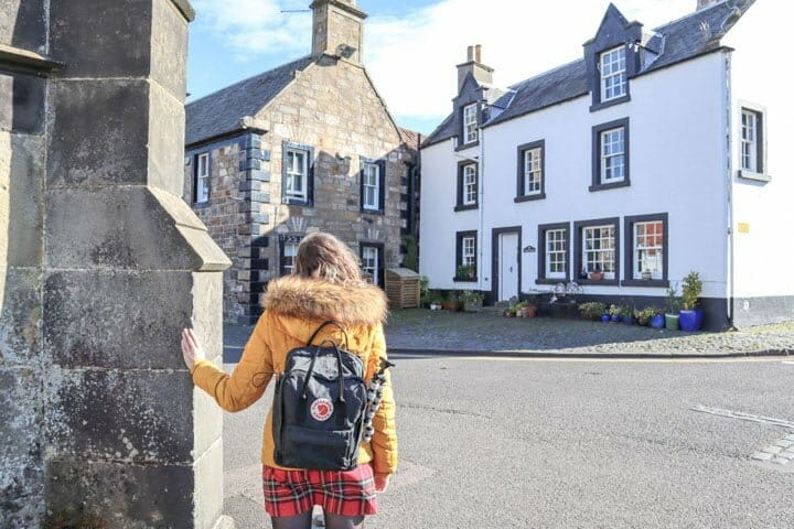 Outlander Falkland Two Scots Abroad