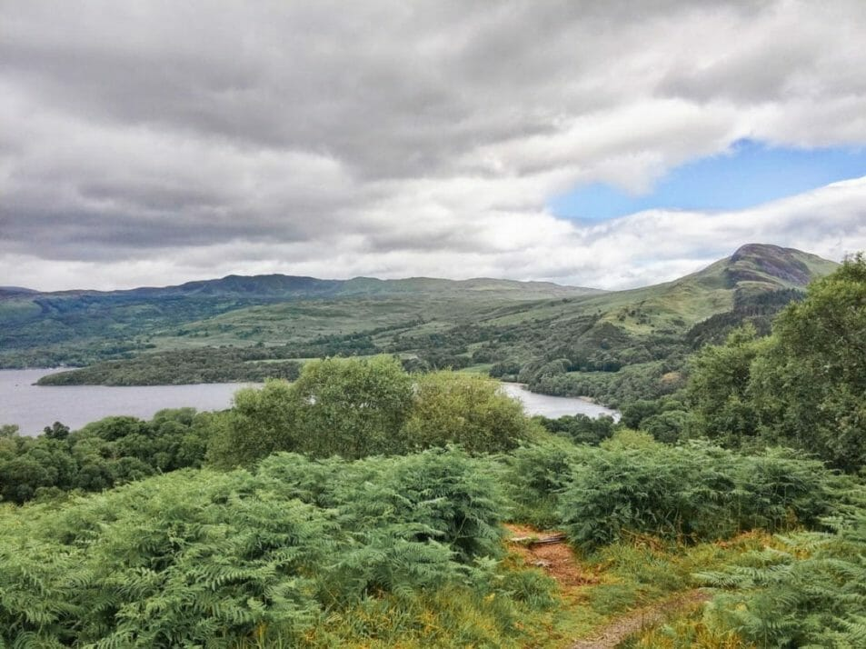 Loch Lomond Day Trips from Edinburgh