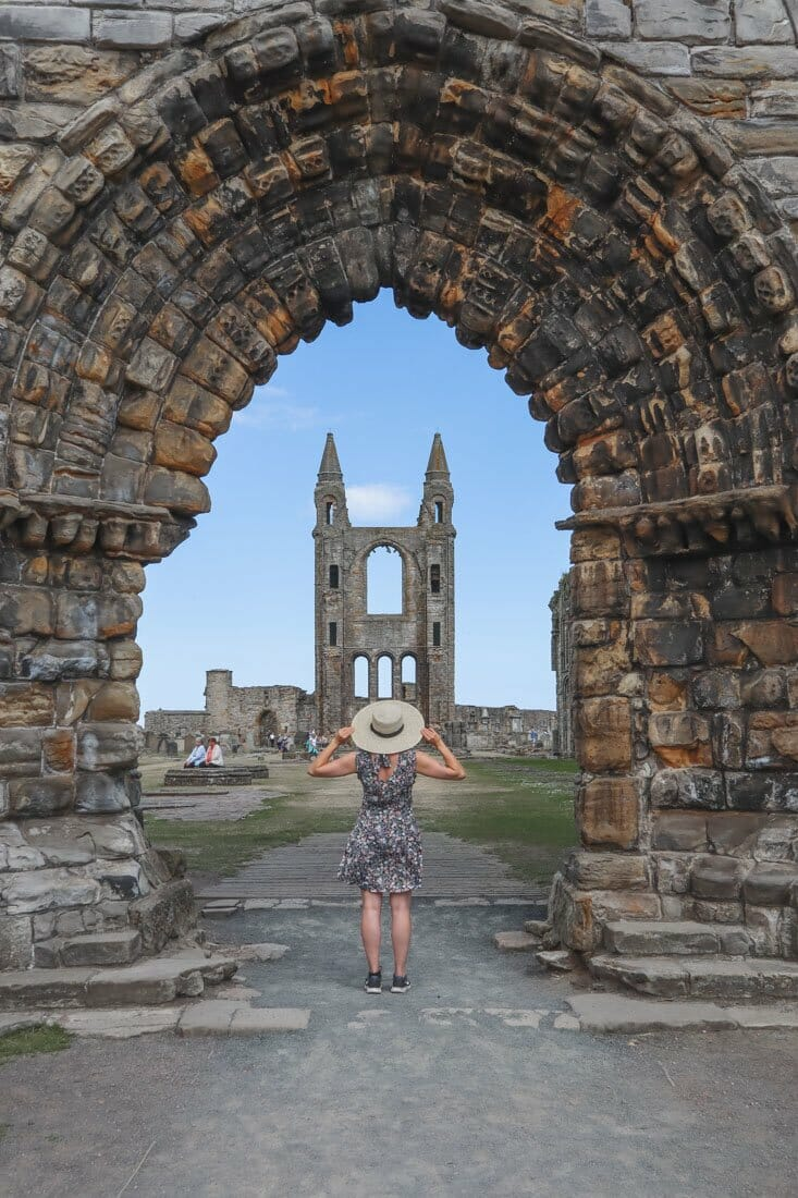 St Andrews Cathedral Fife