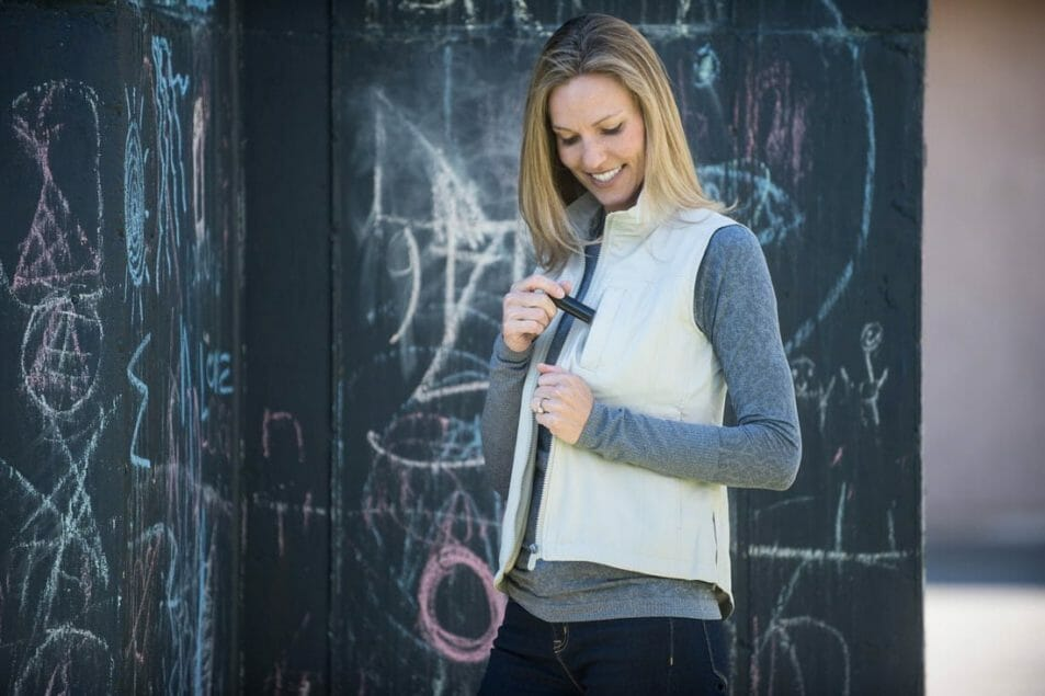 Women Travel Vest with Pockets