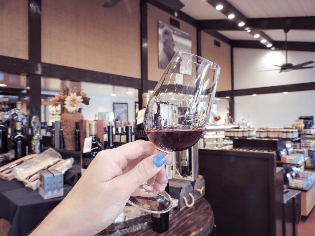 Niagara Wine Tasting_