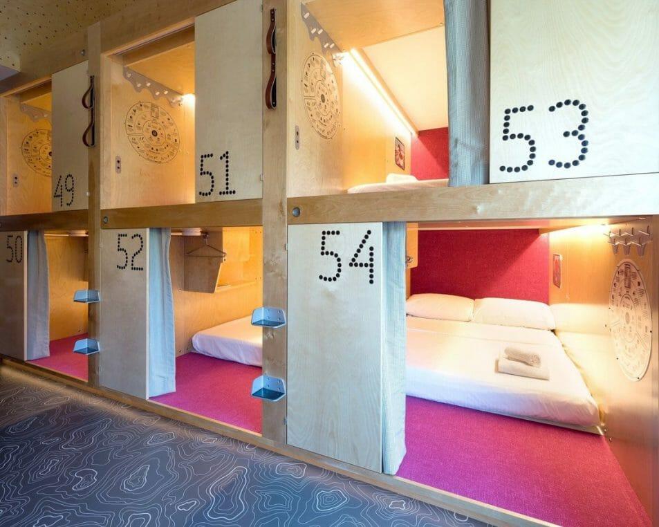 Pangea Pod Hotel Whistler Accommodation