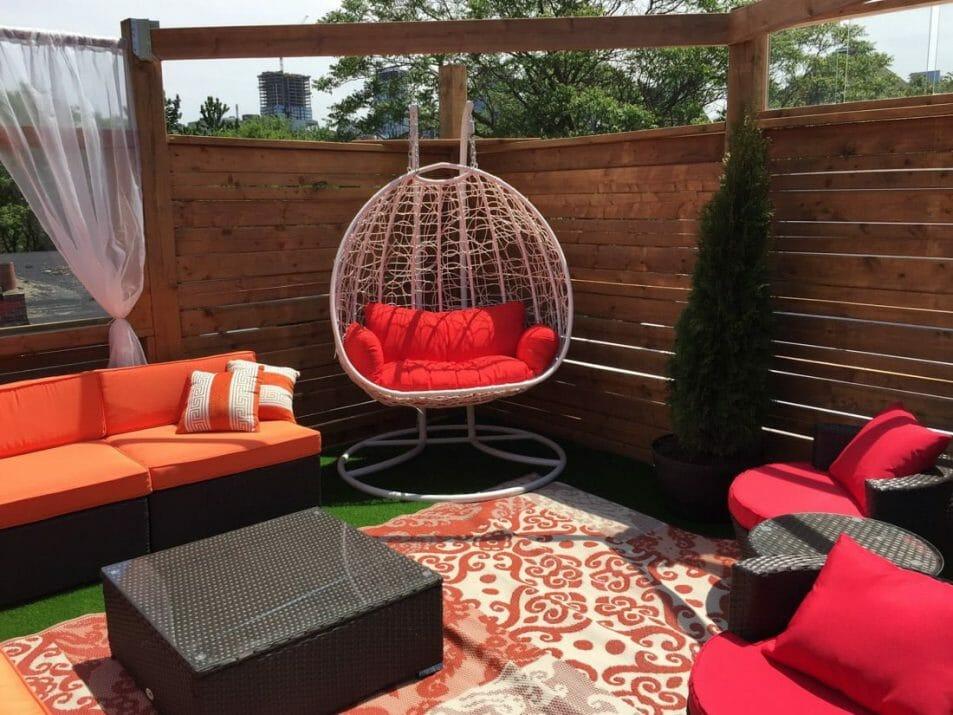 Two Peas Pod Terrace Toronto