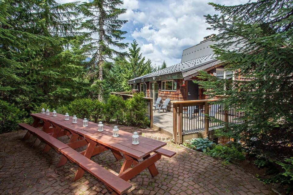 Whistler Lodge Canada