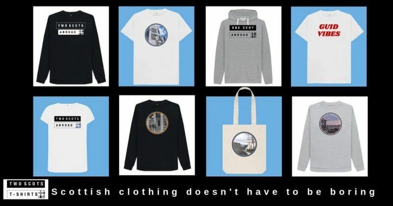 Scotland T-shirts Clothing Sweatshirts