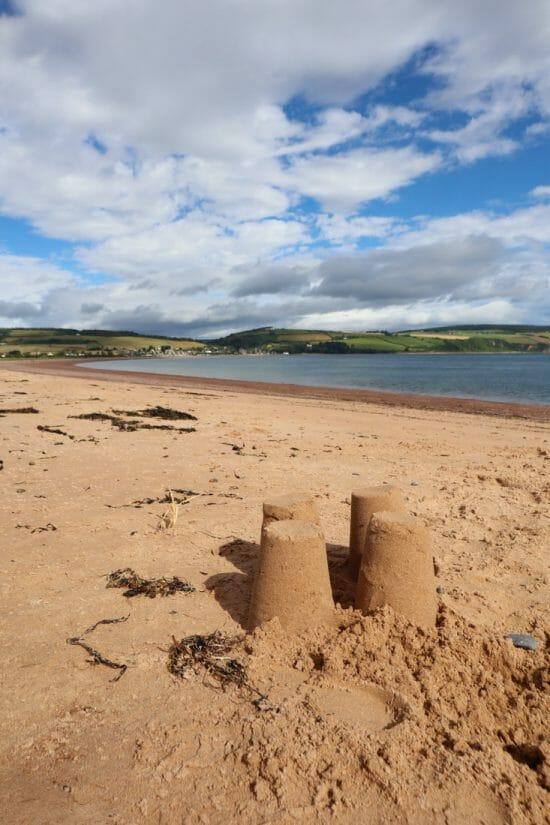 Chanonry Point Beaches Scottish Highland NC500