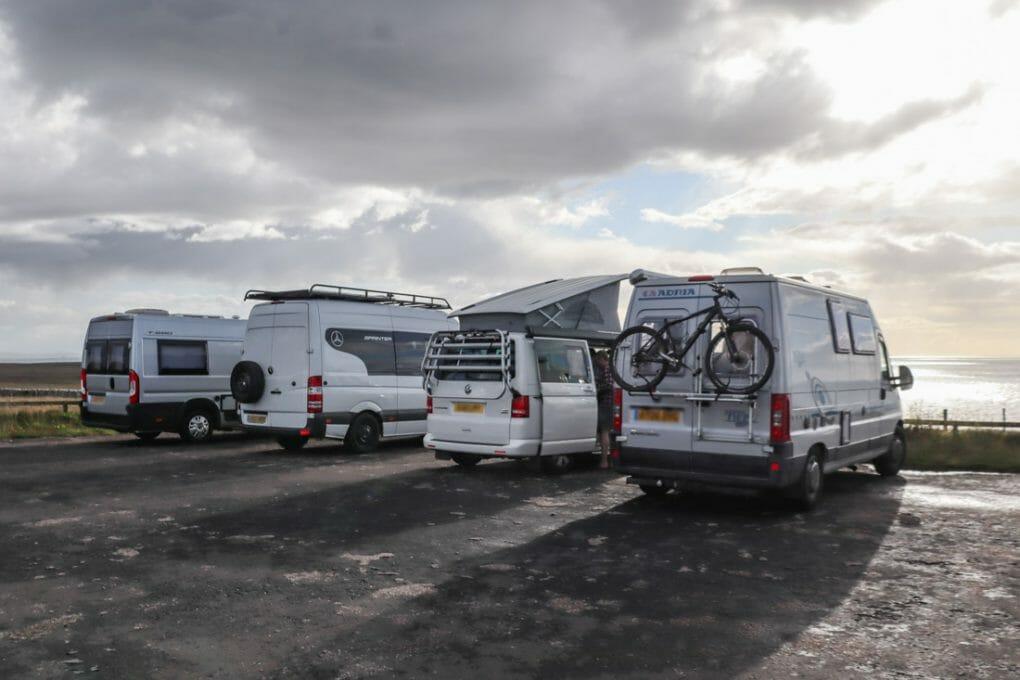 Dunnet Head Campervans North Coast 500 Scotland_