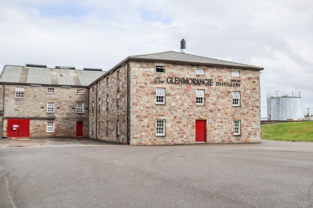 Glenmorangie Distillery North Coast 500 in Scotland_-2