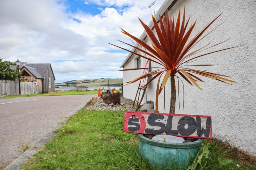 Go Slow Cromarty North Coast 500 in Scotland_