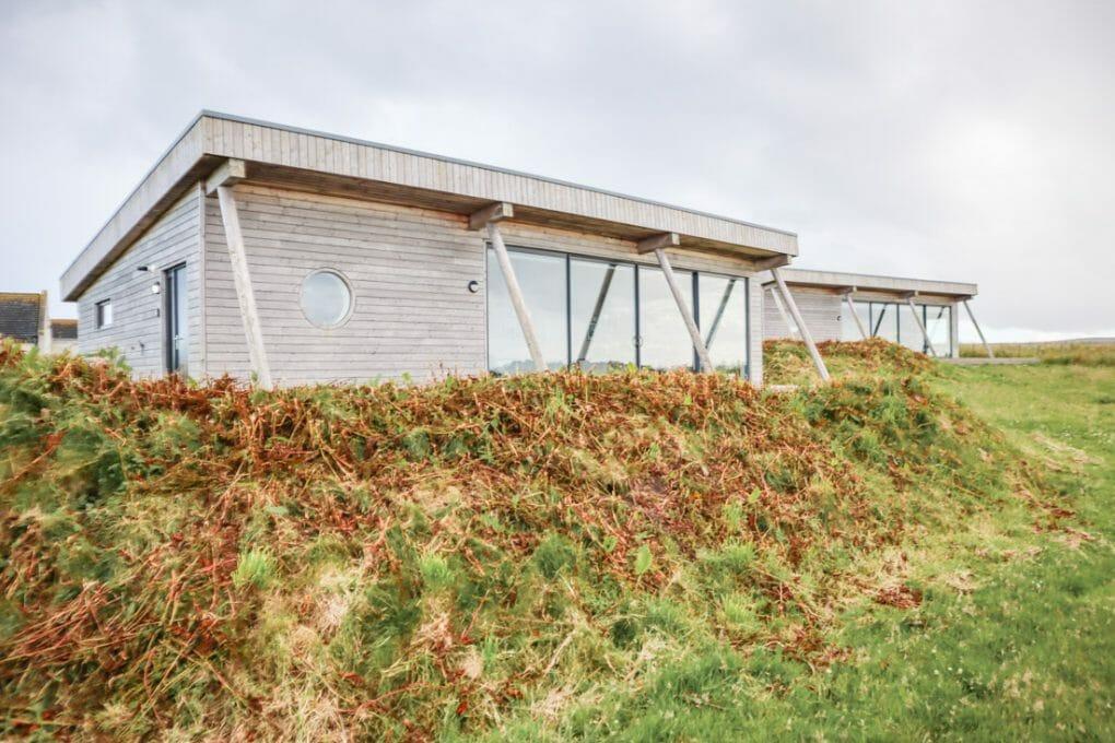 John o Groats Lodges North Coast 500 Scotland_