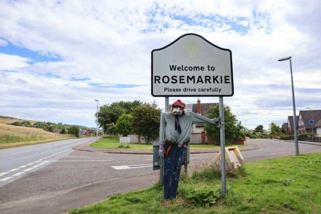 Rosemarkie Scottish Highland NC500