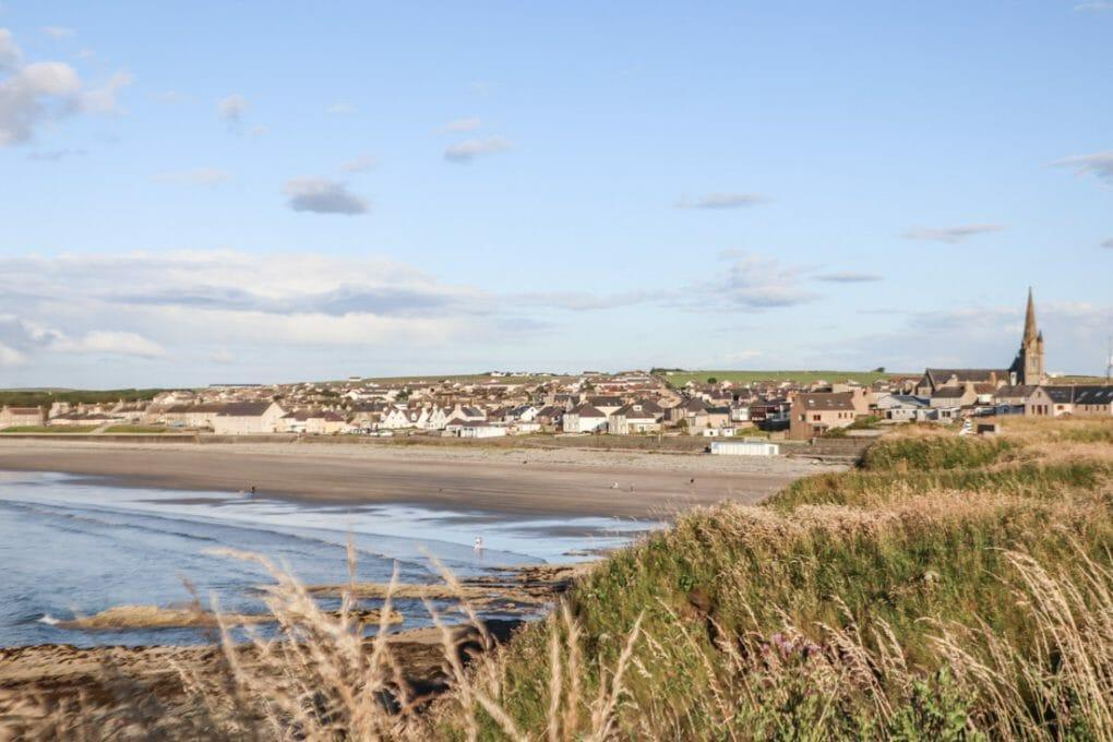 Thurso Beach North Coast 500 Scotland_